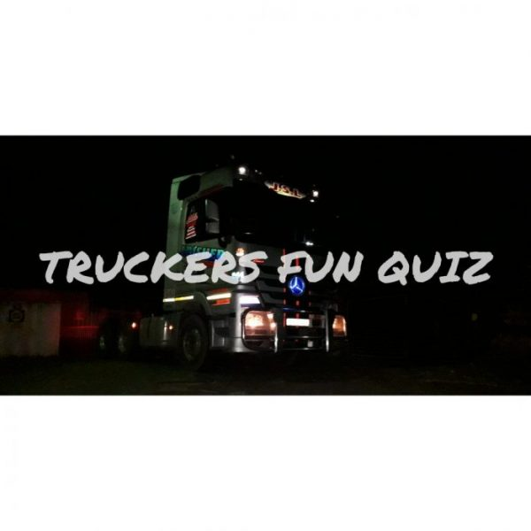 Only Durban container freight truckers can master this QUIZ, 'Try it!!'