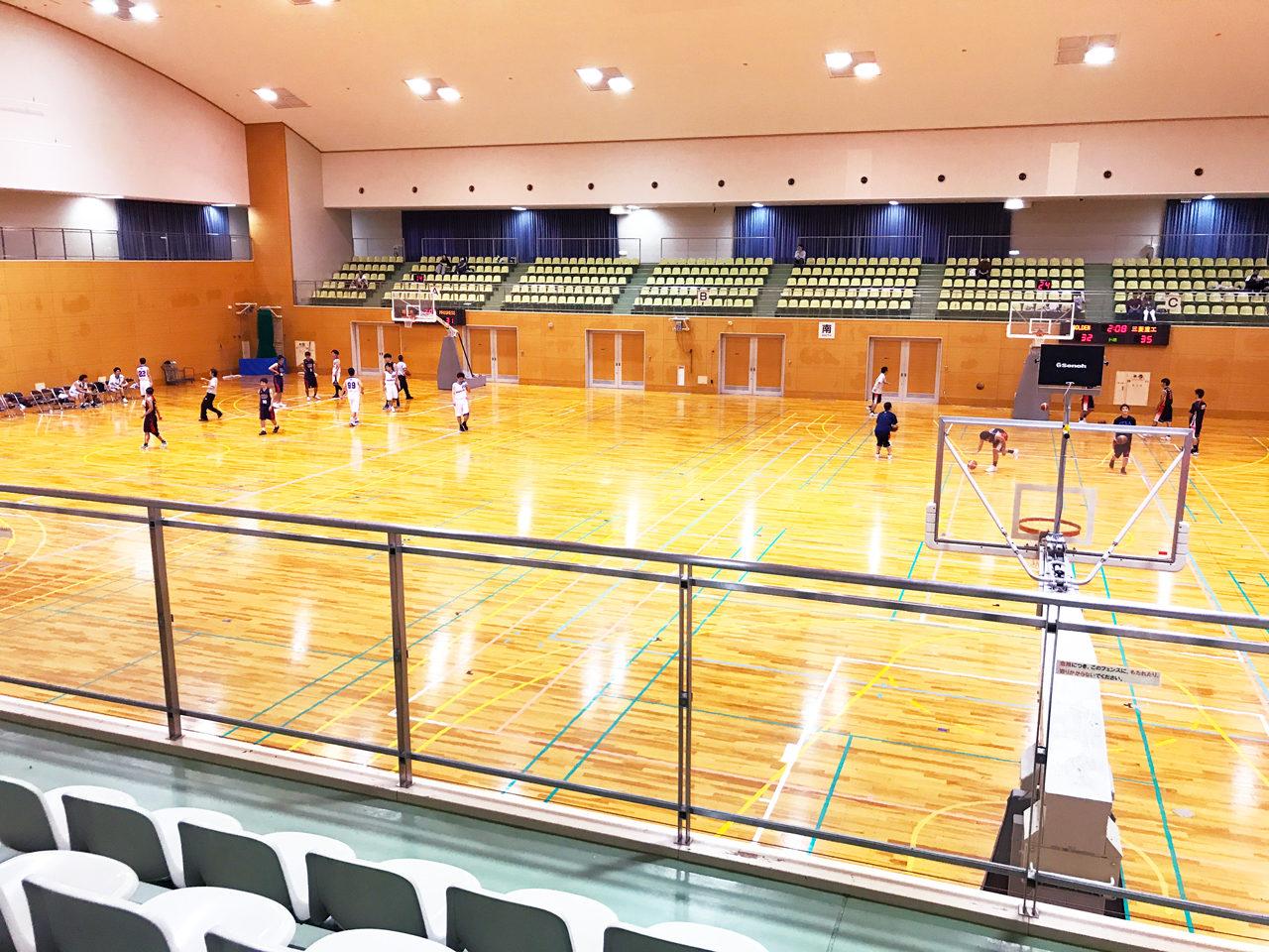 愛知県社会人バスケットボールリーグ戦 対BEAT