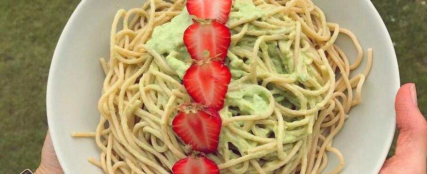 Avocado Pasta – Wie Pesto, aber ohne Öl
