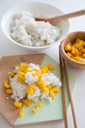 Mango Sticky Rice Rezept deutsch