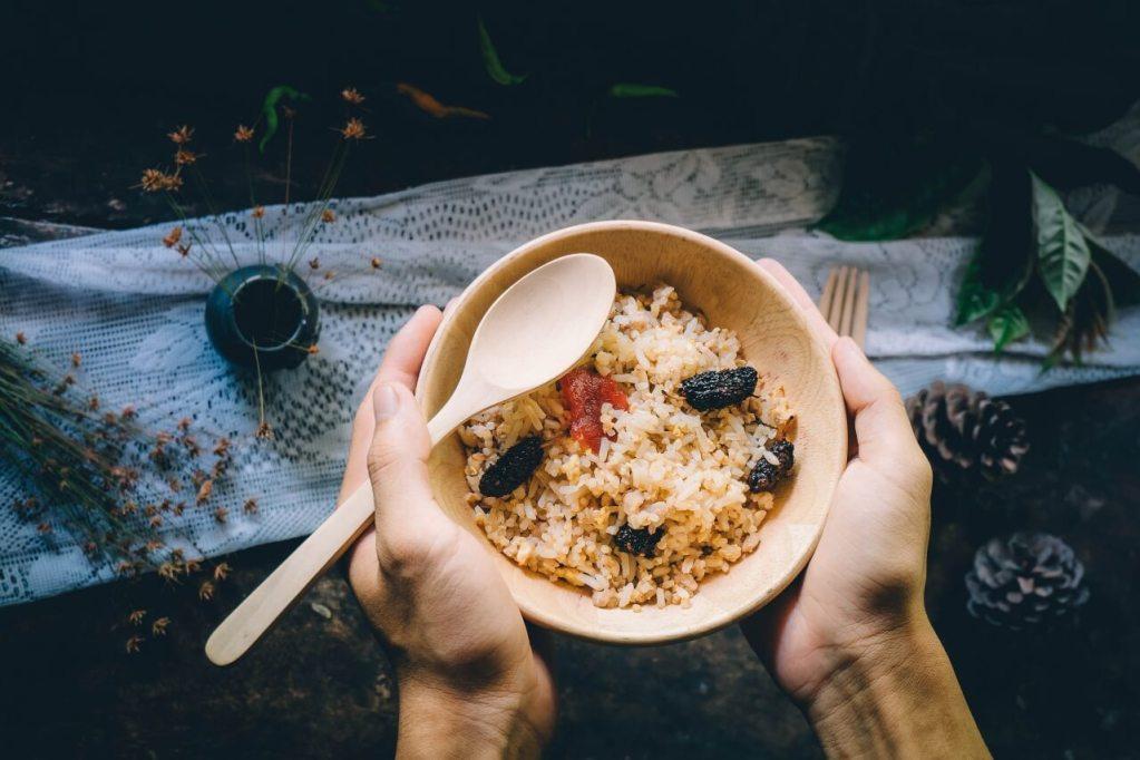 Reis MHD genießbar