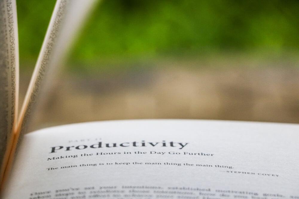 Produktivität Intermittent Fasting / Intervallfasten