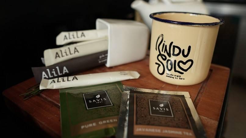 Kenikmatan Rasa Berbagai Teh Premium Hadir di Alila Solo