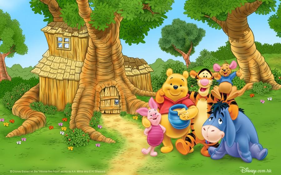 78+ Gambar Animasi Winnie The Pooh Terbaik