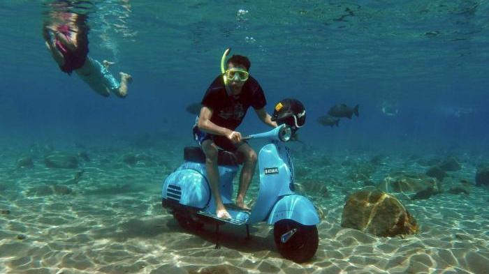 Snorkling di Umbul Ponggok