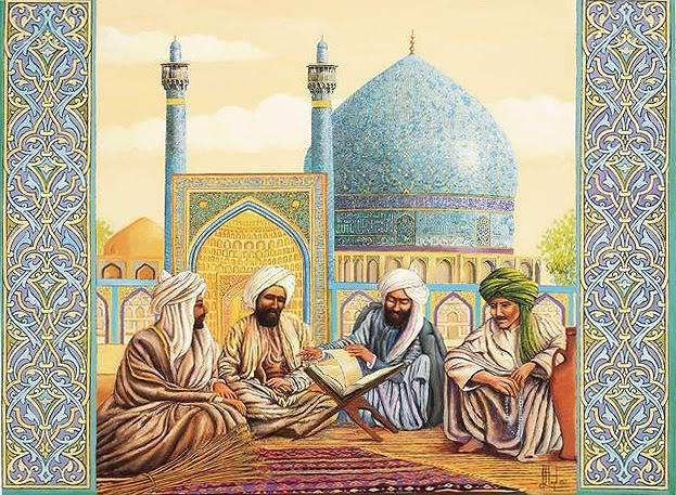 Ilmuwan Islam Zaman Dahulu - thesufisynik.wordpress.com
