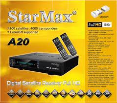 starmax receivers X SERIES X100 Super Full HD X100 ALFA Full
