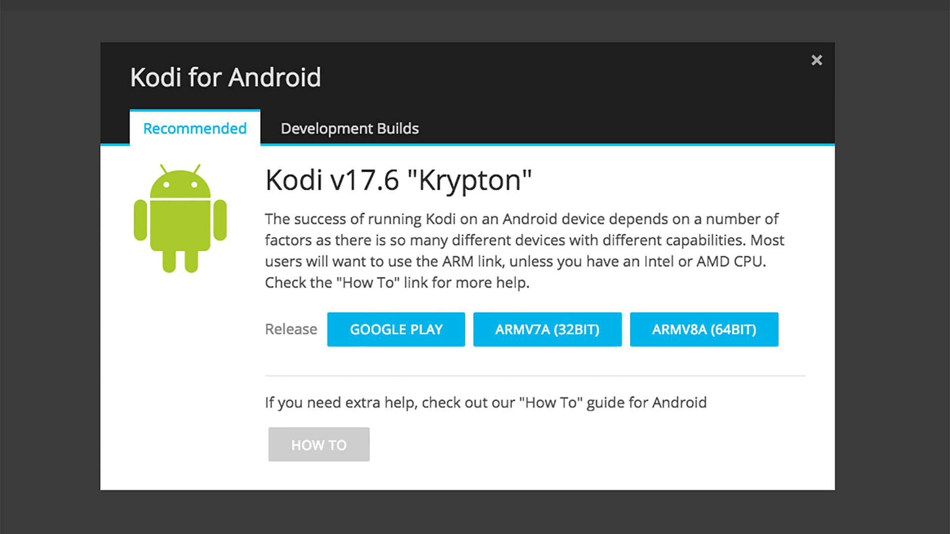 how to install kodi on android devices and android tv-box