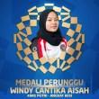 Lifter Windy Beri Indonesia Medali Pertama di Olimpiade Tokyo, Semoga Atlet Lain Terpacu