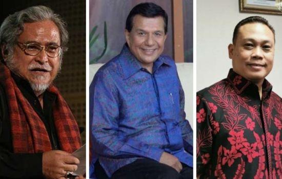 Slamet Rahardjo Djarot, Raam Punjabi Hingga Ketua LSF Dukung FFWI