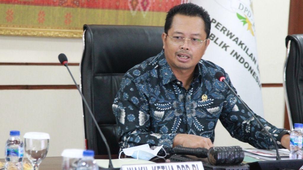 Mahyudin: DPD RI Selama Ini Cuma Jadi Etalase Politik