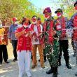 Sambut HUT ke-76 RI, Bupati Rote Ndao Resmikan Kampung Merah Putih