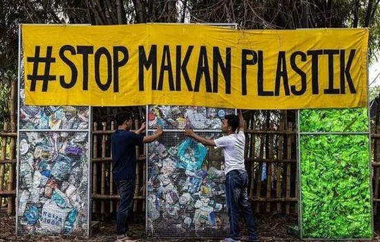 ECOTON: Museum Sampah Plastik 'Jangan Makan Plastik'