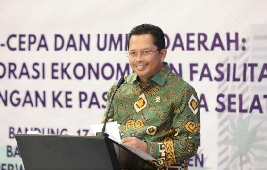 IK-CEPA Wadah UMKM Daerah Menuju Pasar Global