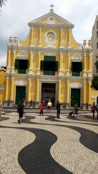 St. Dominic's Church, Macau