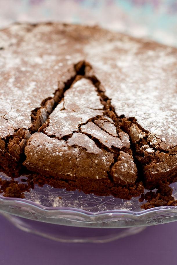 Nigella Flourless Chocolate And Lime Cake The Saturday