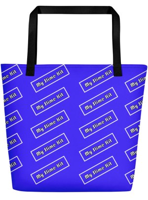 My Slime Kit Tote – Blue