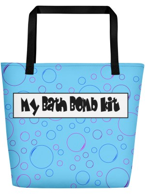 My Bath Bomb Kit Tote