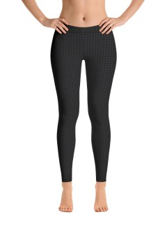 Yoga… yoga Leggings – Black