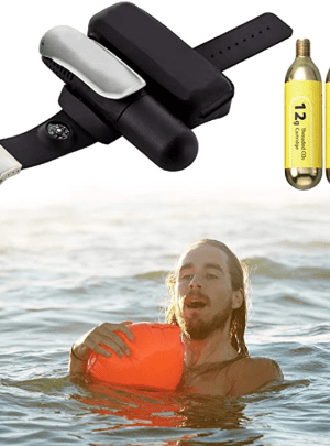 Göksu Portable Wearable Safety Inflatable Rescue Life Jacket