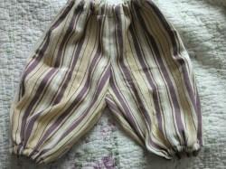 Burda style Baby trousers