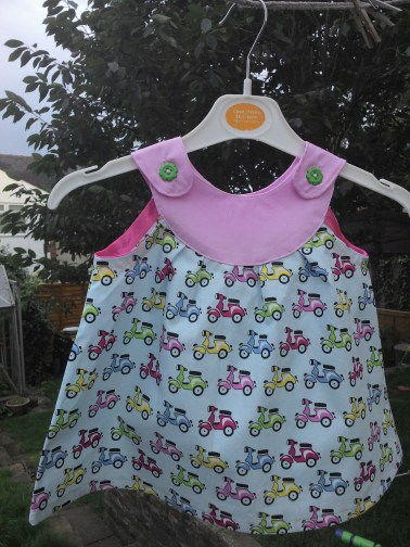 Scooter M6727 dress for my niece