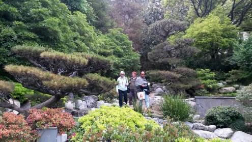 James Irvine Japanese Garden, JACCC