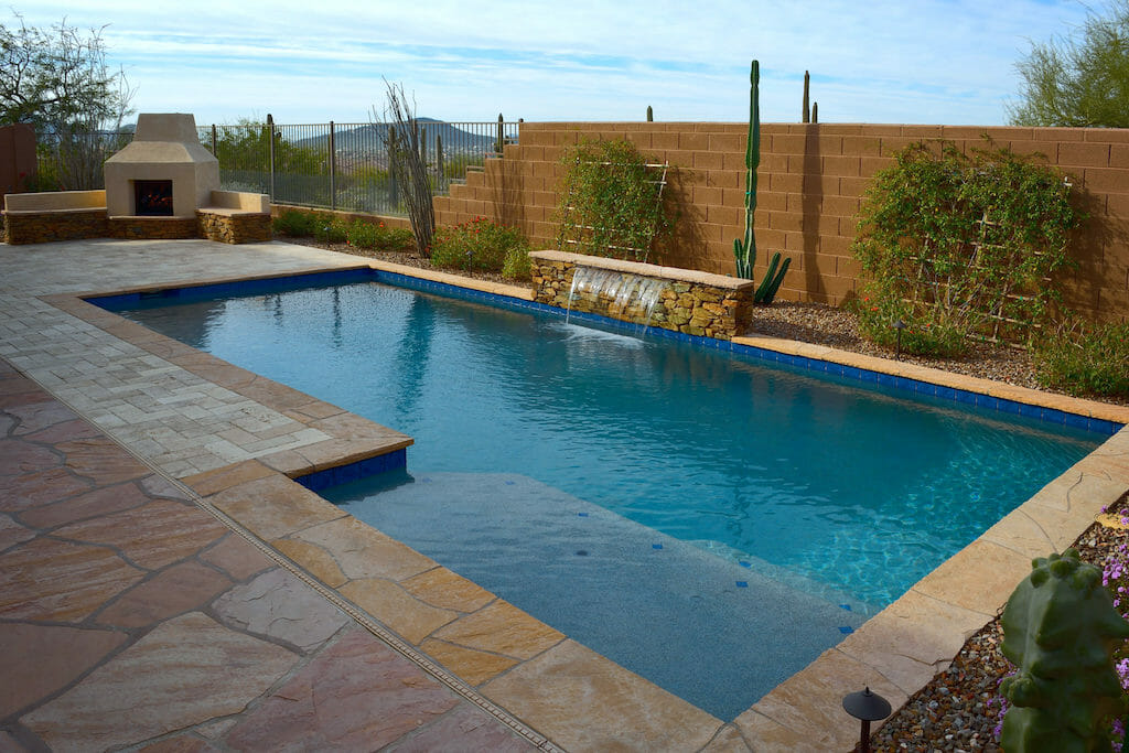 Maintaining a Beautiful PebbleTec Pool Finish
