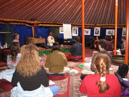 Practice of pranayama 1