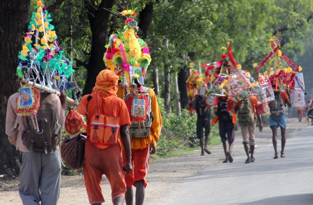 Kanwar Yatra 2021: कांवड यात्रा पर लगा प्रतिबंध, कांवड़ियों की हरिद्वार में No Entry