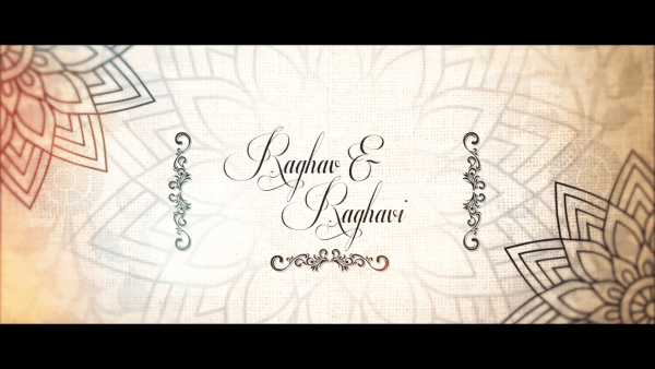 Best Traditional Wedding Invitation Couple Name