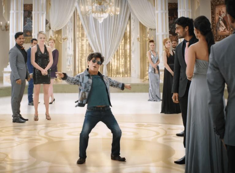 Shah Rukh Khan Upcoming film Zero Shooting in NASA