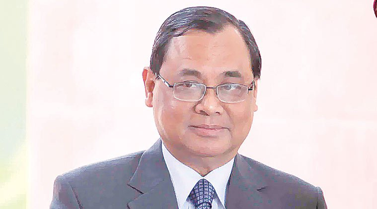 Justice Ranjan Gogoi will be the next Chief Justice of India