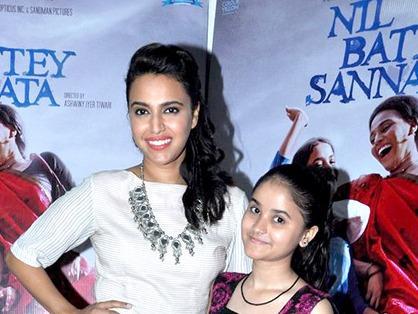 Swara on Nil Battey Sannata