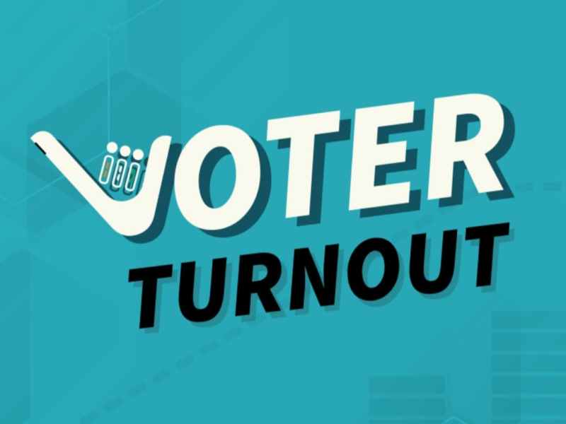 Election Commission has launched the Voter Turnout App