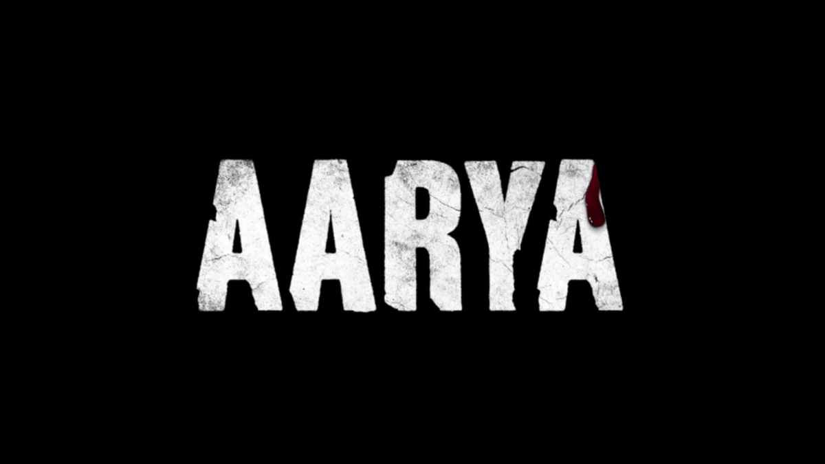 Sushmita Sen First Web Series Aarya