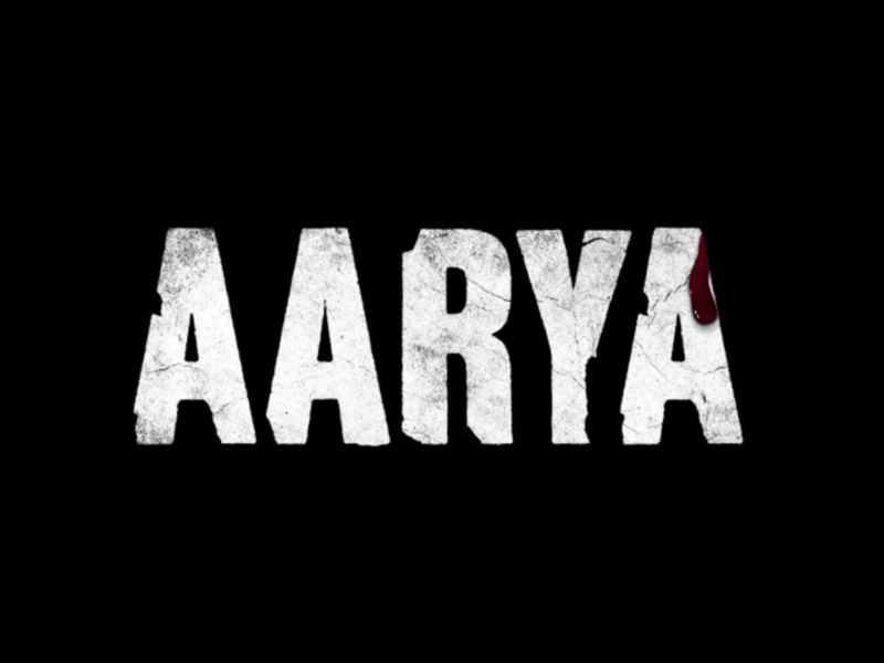 Sushmita Sen First Web Series Aarya