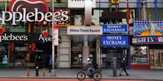 New Yorks recovery depends partly on tourists but a city