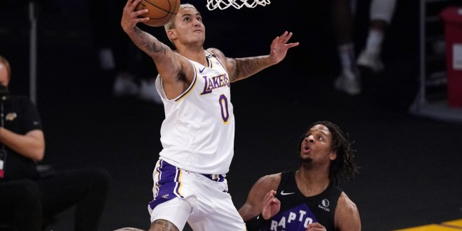 1620049473 Lakers sinking fast Five takeaways from loss to the Raptors