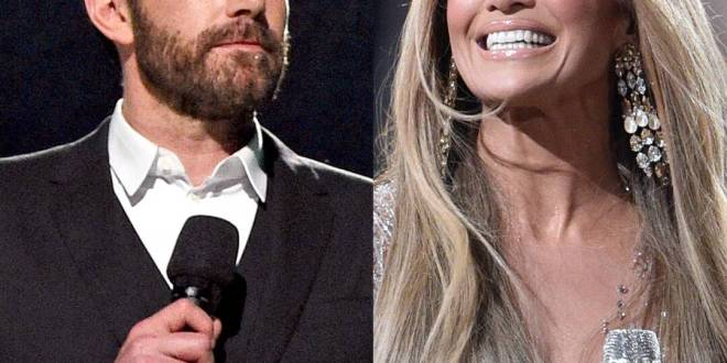 Heres What Went Down With JLo and Ben Affleck at