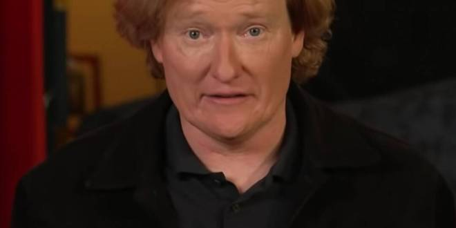 See Conan OBrien Reveal the Date for Final Conan Episode