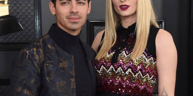 Sophie Turner Celebrates Her and Joe Jonas Vegas Wedding Anniversary