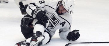 Kings lose Drew Doughty for two months Sean Walker for