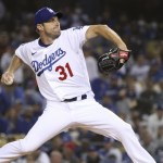 Max Scherzer is unlikely to pitch for Dodgers in Game