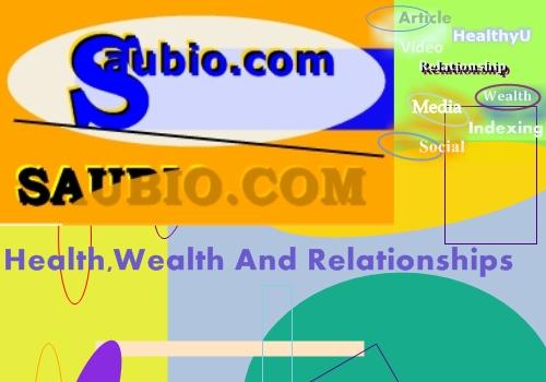 Saubio.com Health wealth and relationships