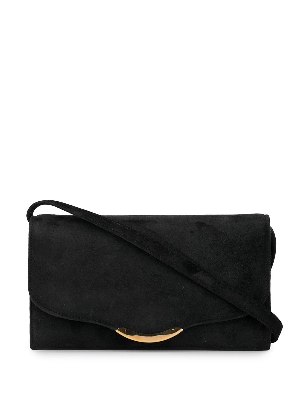 3. Hermès 1977's pre-owned gold detail shoulder bag HK$20,364