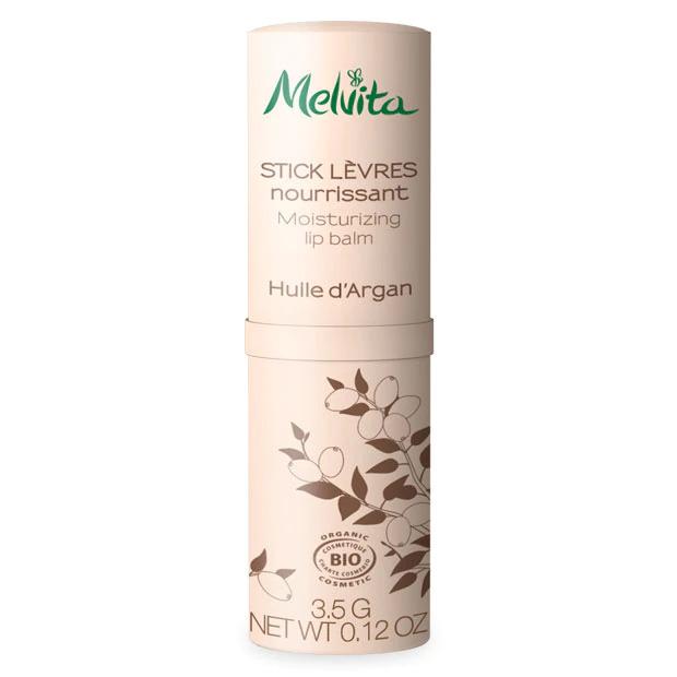 【妝前之選】No.2 Melvita 有機堅果保濕潤唇膏3.5g $90