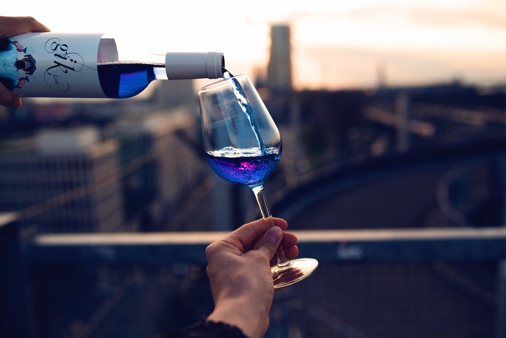 夢幻葡萄酒