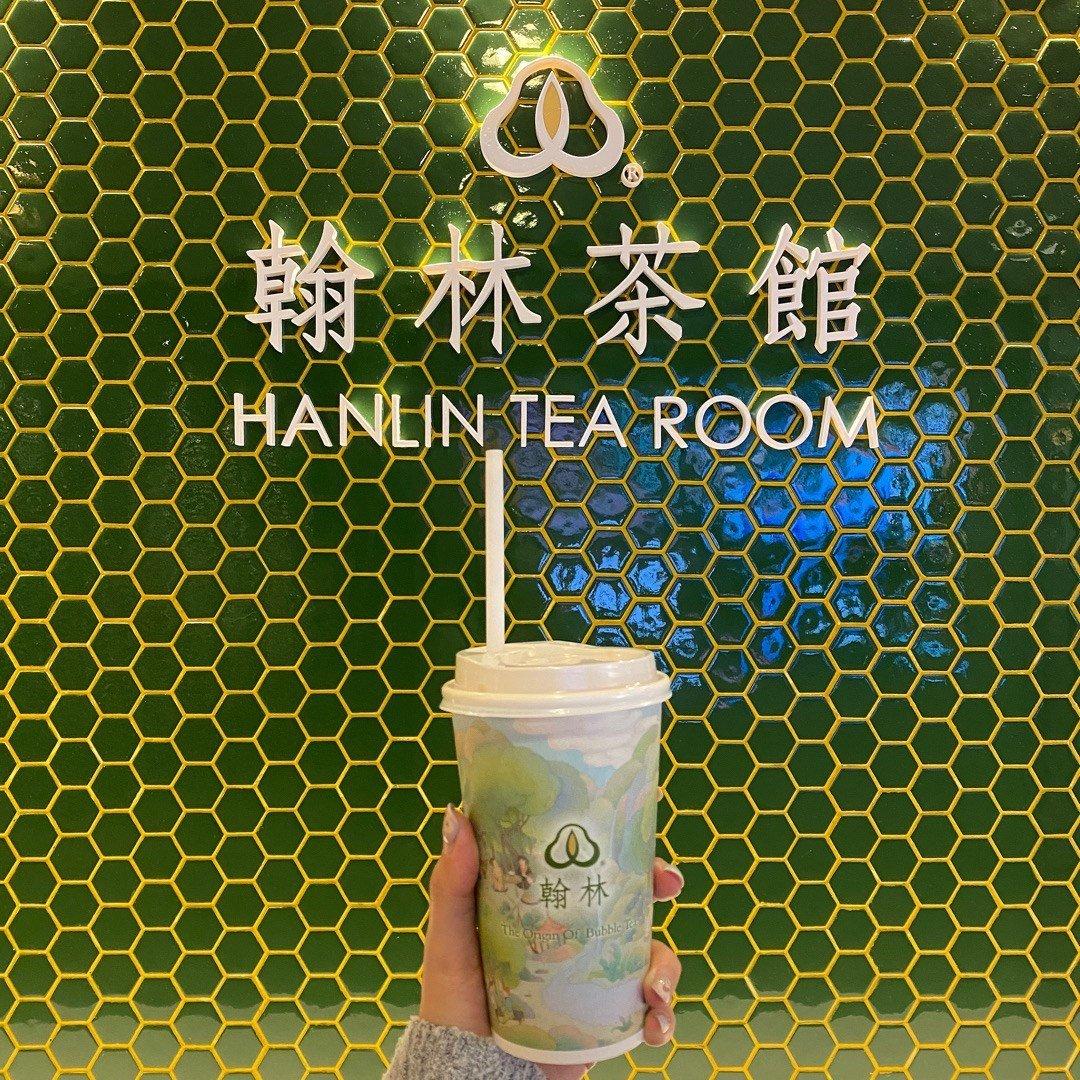 翰林茶館 白珍珠奶茶 卡路里 : 431 kcal(圖片來源:Openrice@kk.foodlife.)