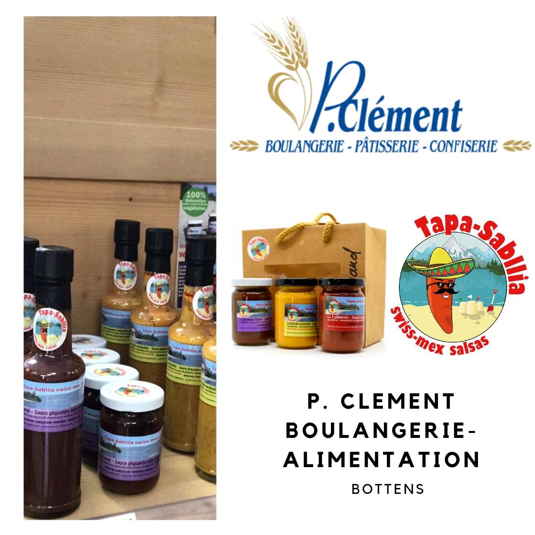 Boulangerie-Clément-Bottens Acheter nos sauces piquantes : les points de ventes